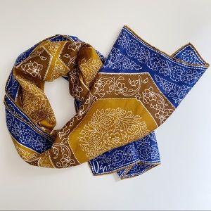 Vera Neumann Vintage Silk Scarf